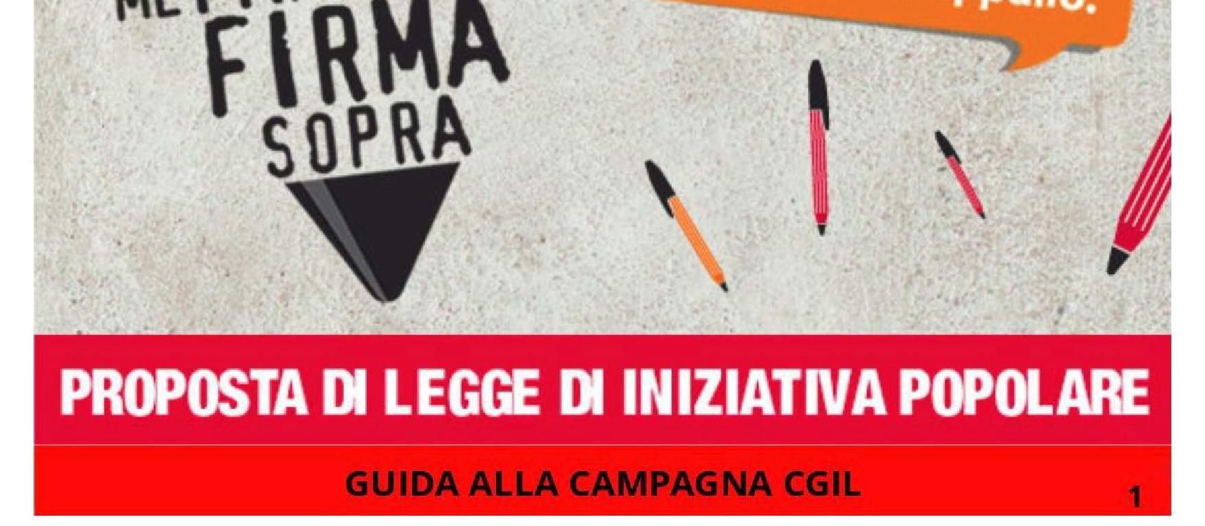"""Manuela Sainato: """"la CGIL in piazza a Gioiosa domenica 12 Aprile"""""""