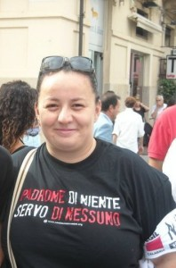 Manuela Sainato - Segretario FILLEA CGIL Reggio Calabria-Locri