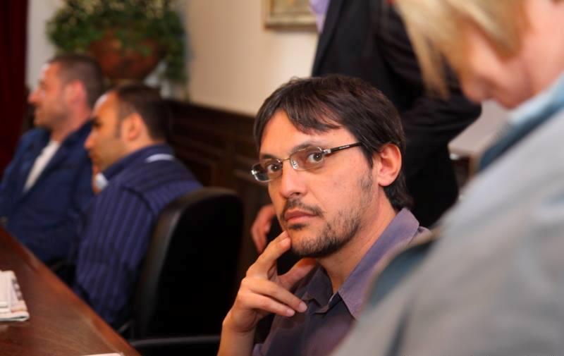 Luca Giuseppe Ritorto, Assessore alla Cultura