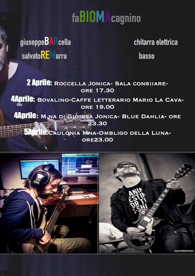 concerti macagnino