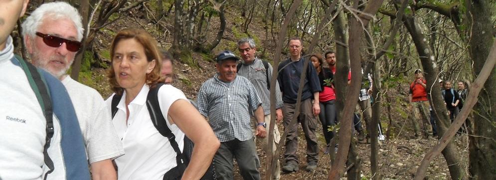 """Escursione nella fiumara Amusa con """"Gente in Aspromonte"""""""