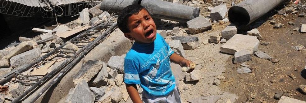 Lettera da Caulonia sull'orrore della guerra in Siria