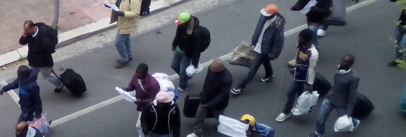 ReCoSol interviene sulla protesta dei migranti a Gioiosa