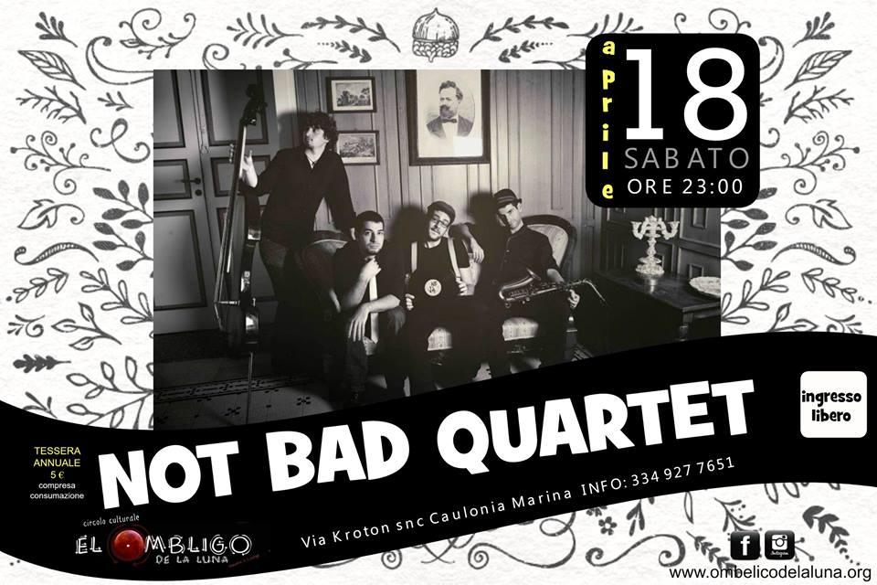 not bad quartet ombligo interna