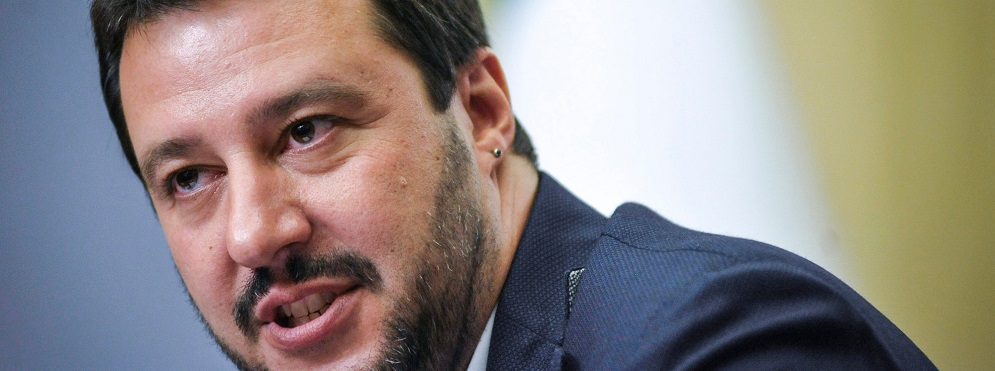 Rossano: tentata aggressione a Salvini