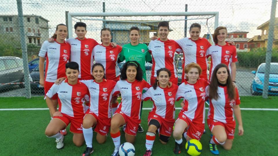Il Gioiosa Calcio a 5 femminile
