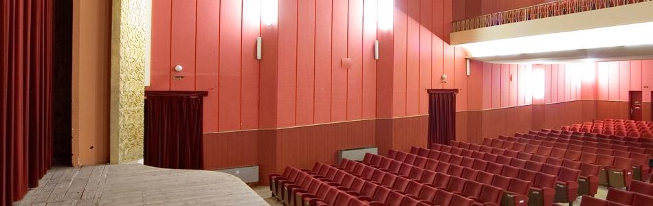 """L'attrice Cinzia Leone al """"Teatro Gioiosa"""""""