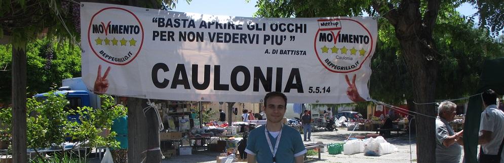 Danilo Vallelonga, M5S, a sostegno del reddito di cittadinanza