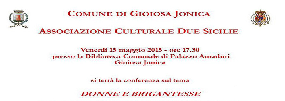 """Nuova iniziativa dell'Associazione Culturale """"Due Sicilie"""""""