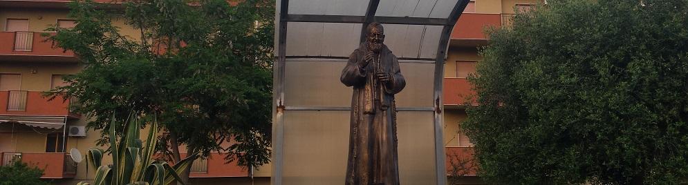 Padre Pio e il bus che non arriva