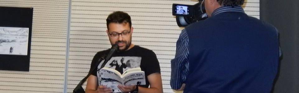 """A Siderno la prima presentazione del nuovo libro di Giovanni Maiolo, """"Diario Artico"""""""