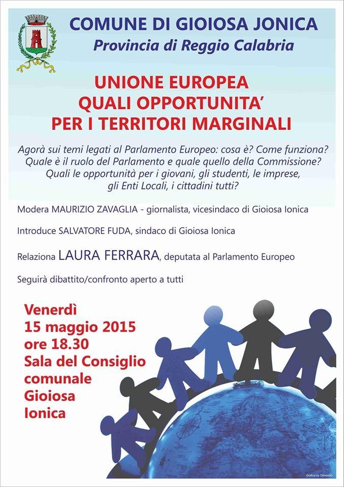 unione europea locandina interna
