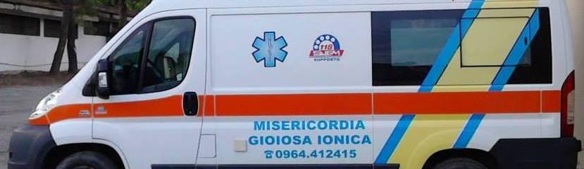 1140 euro per l'ambulanza della Misericordia