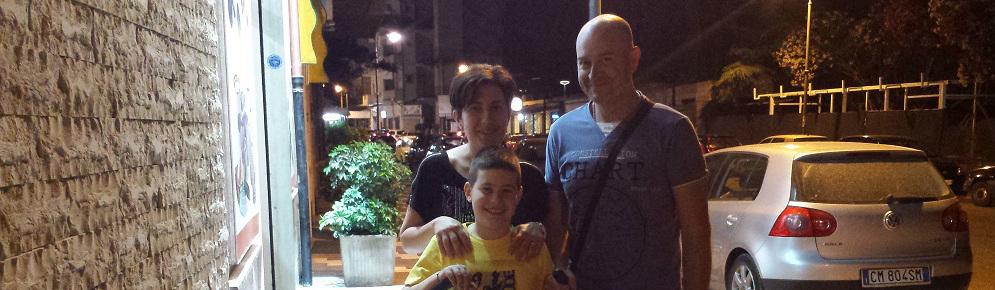 La famiglia Monteleone