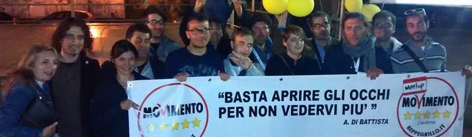 """Gli attivisti 5 stelle di Caulonia correggono la Gazzetta del Sud: """"Noi non snobbiamo nessuno"""""""