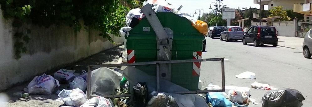 I rifiuti si raccolgono solo a Caulonia superiore?