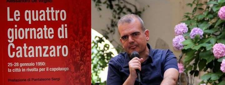 Nuovo incontro letterario presso Palazzo Amaduri