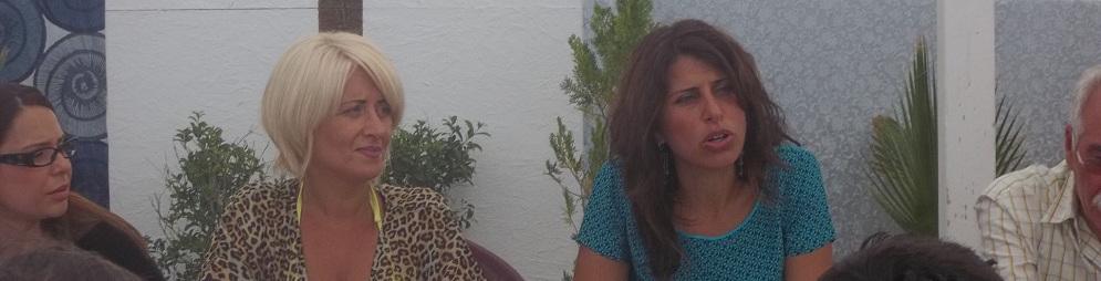 L'intervista del Tg3 a Federica Roccisano