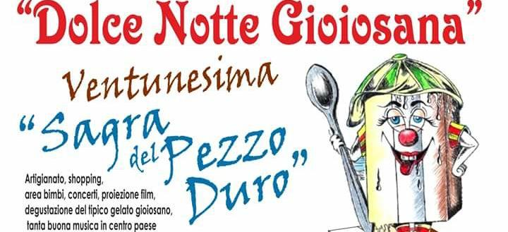 """""""Dolce Notte Gioiosana"""": comunque, un successo!"""