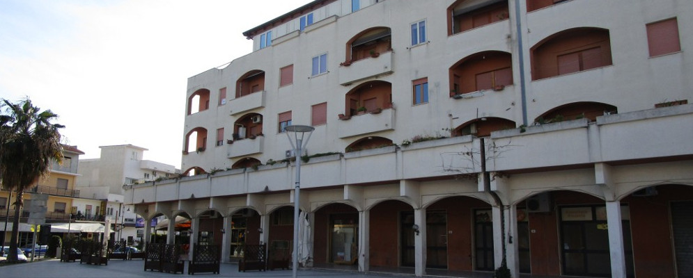Iniziativa dei 5 Stelle in piazza a Caulonia