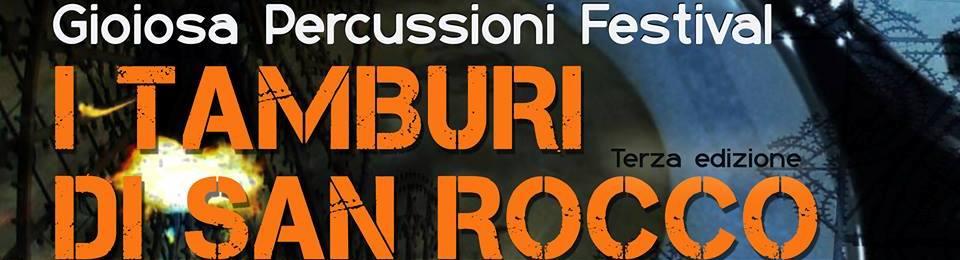 """Conferenza stampa del Festival """"I Tamburi di San Rocco"""""""