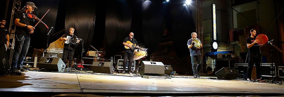 """""""Gioiosa percussioni Festival"""": oggi Premio Franco Lucà e Skunchiuruti Band"""