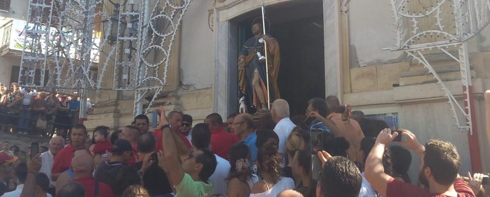Festa di San Rocco. Il servizio di Telemia