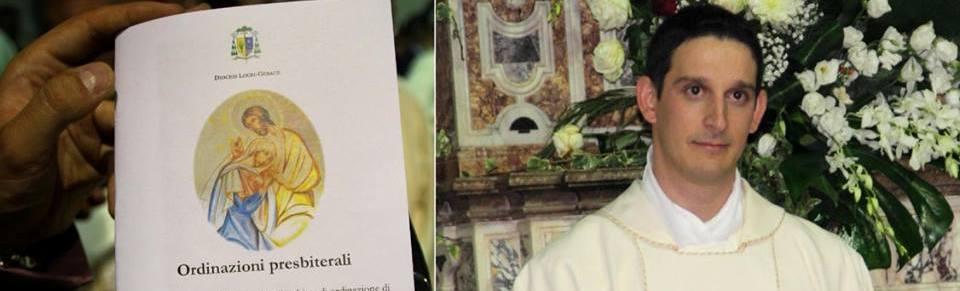 Gli auguri della Consulta ai neo sacerdoti Rocco Agostino e Salvatore Magnoli