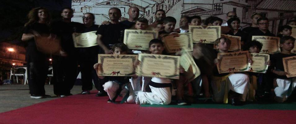 Caulonia:corsi gratuiti Arti Marziali e Kickboxing per i meno abbienti