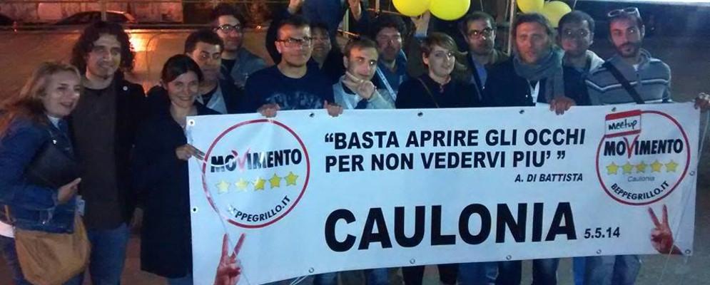 """Incendio """"ex carcere"""" Caulonia:L' indignazione dei 5 stelle"""