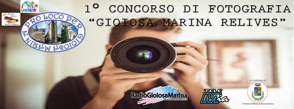 "1° Concorso fotografico ""Gioiosa Marina Relives"""