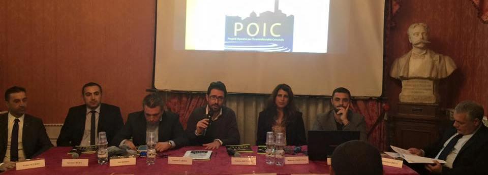 Presentati a Gioiosa Jonica i POIC della Regione Calabria