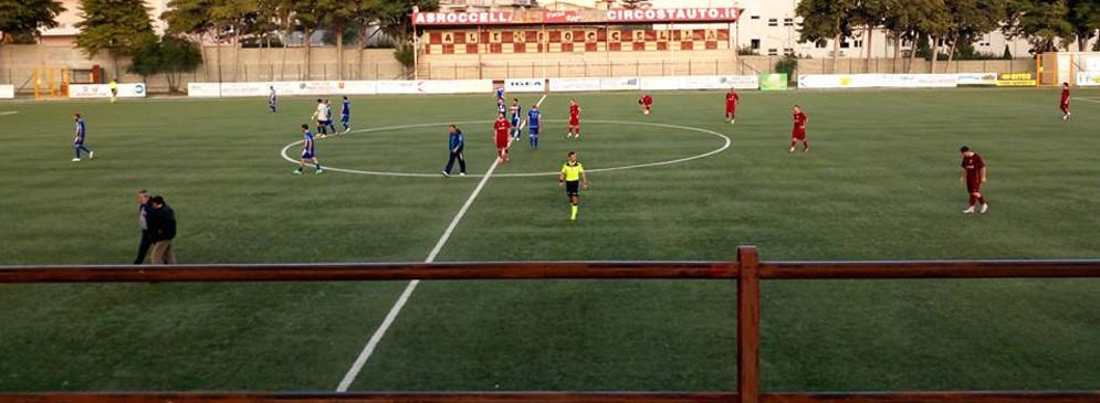 Il Caulonia batte la Serrese 5-0