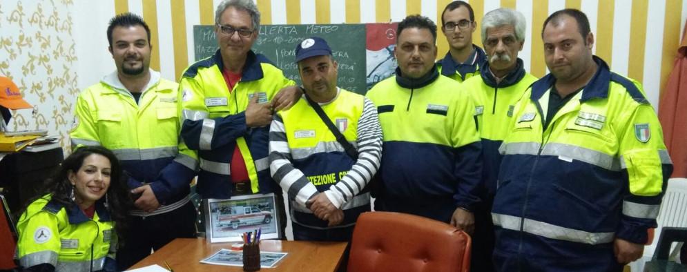 I volontari della Protezione Civile cauloniese difendono Antonella Ierace