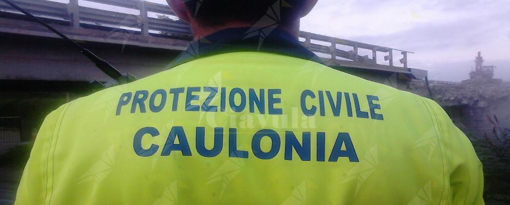 La sede della Protezione civile di Caulonia resta aperta a causa del maltempo