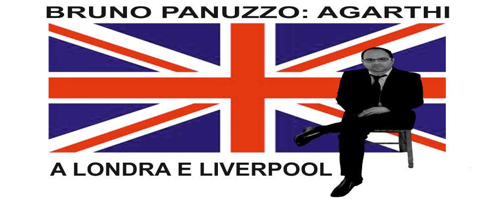 """AGARTHI"" di Bruno Panuzzo conquista Londra e Liverpool"
