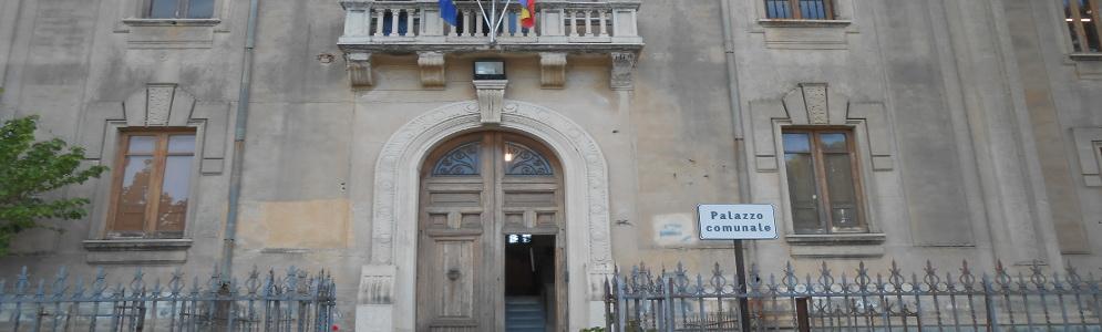 Protesta nel centro storico di Caulonia