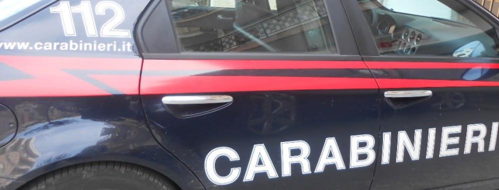 San Roberto: un arresto per detenzione illegale di armi da fuoco