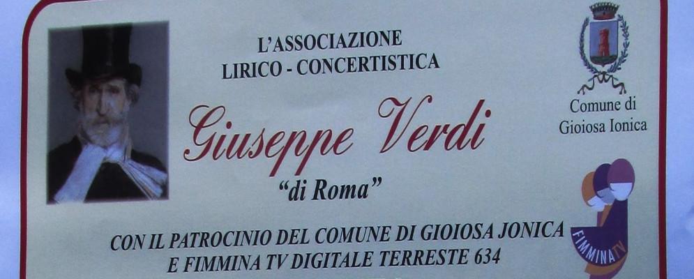 "Doppio appuntamento a Palazzo Amaduri con l' Ass. ""Giuseppe Verdi"""