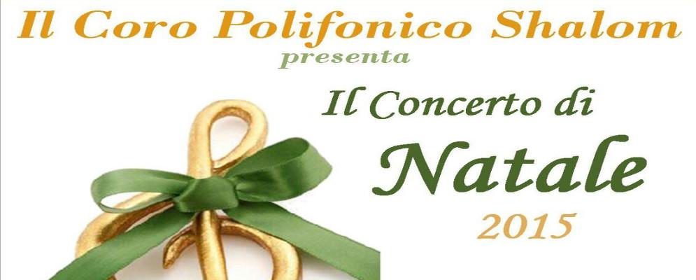 Il Concerto di Natale del Coro Shalom