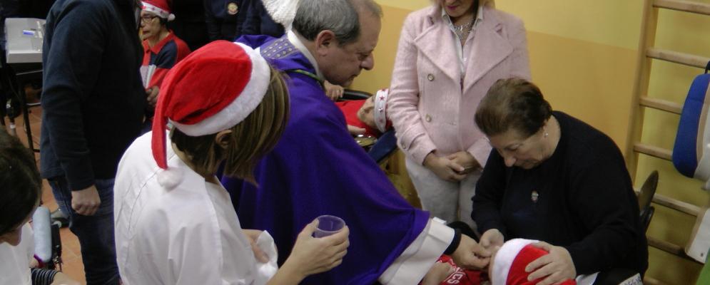 """Vescovo Oliva:""""Che sia un Natale di solidarietà con i sofferenti"""""""