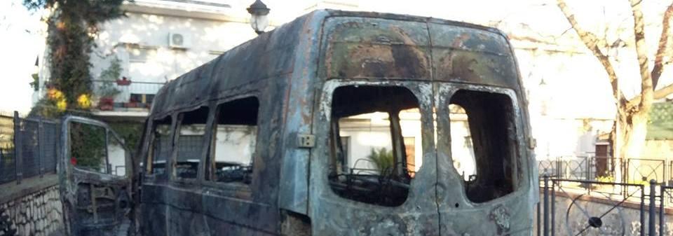 """""""Il Fatto Quotidiano"""" su incendio scuolabus Martone"""