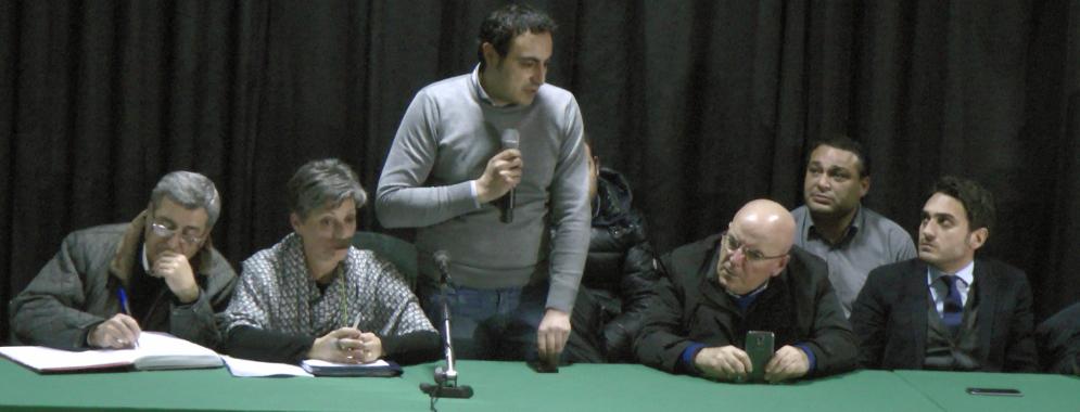 Le prime dichiarazioni di Fuda dopo l'elezione in Consiglio Metropolitano