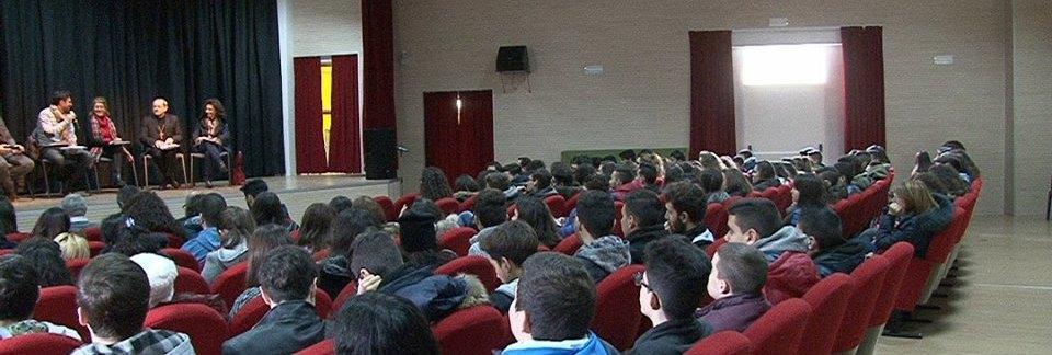 Con il Liceo di Gioiosa a discutere di democrazia e legalità
