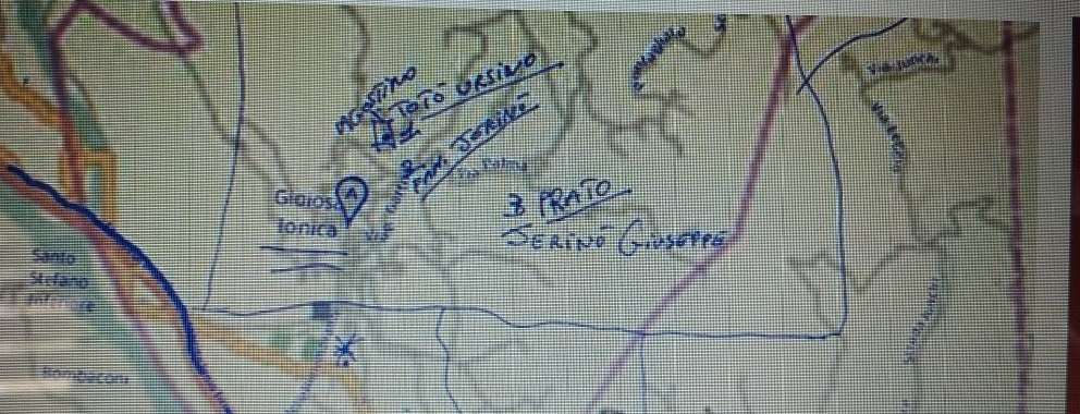 La mappa delle 'ndrine di Gioiosa secondo il collaboratore di giustizia Salvatore Agostino