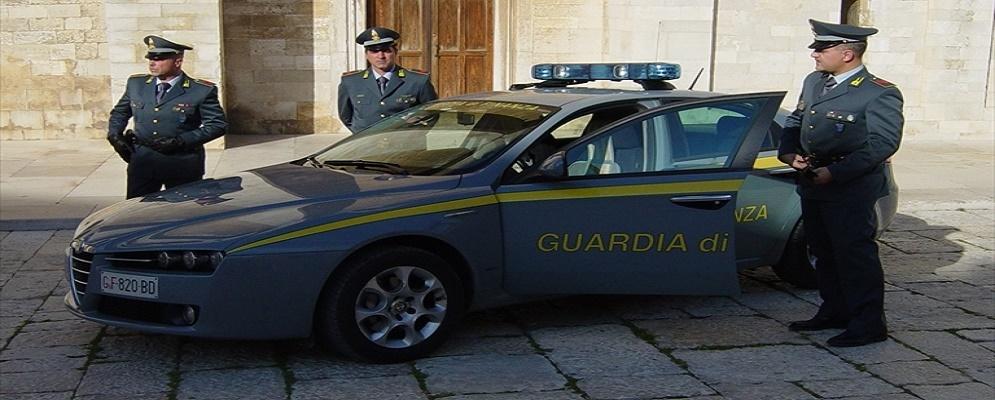 Gdf sequestra beni per 740 mila euro