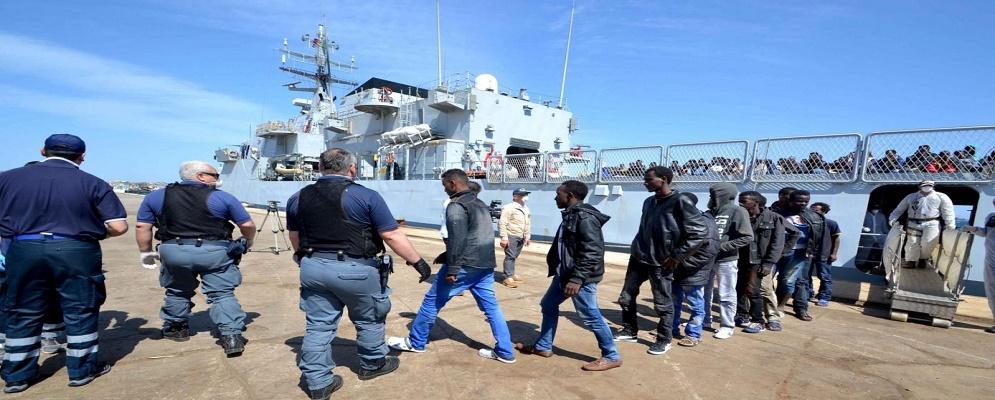 Immigrazione clandestina: fermato a Crotone un presunto carceriere dei campi migranti in Libia