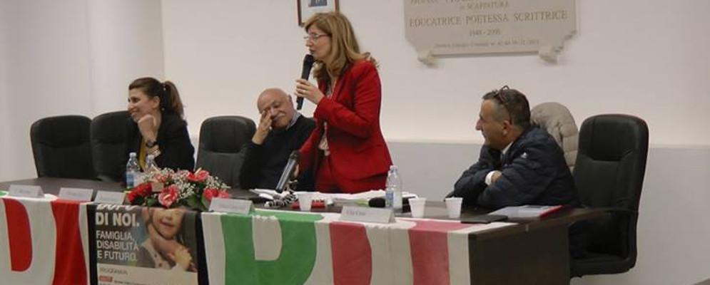 PD Cinquefrondi, presentato disegno legge sulla disabilità