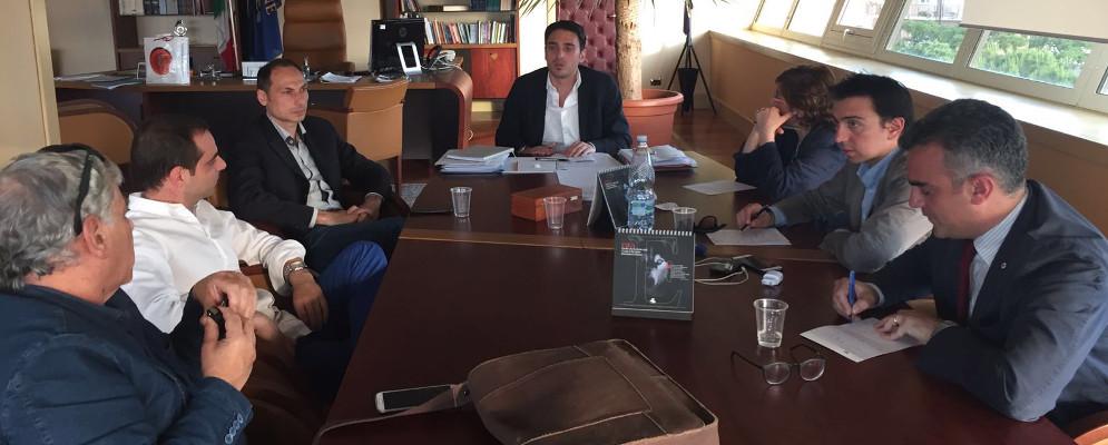 PD Reggio Calabria ha incontrato Nicola Irto