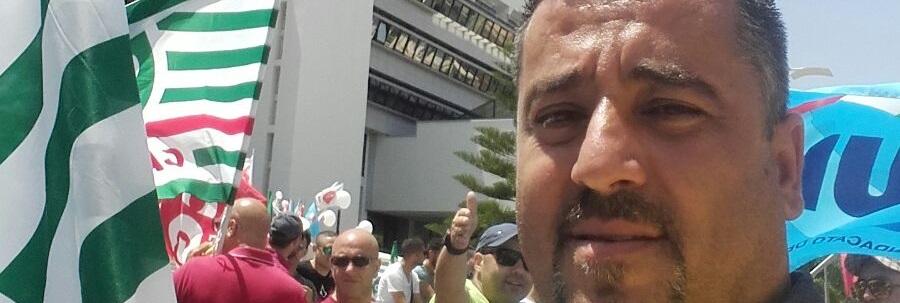 Porto di Gioia Tauro: sit-in degli operai